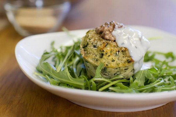 sformato spinaci patate