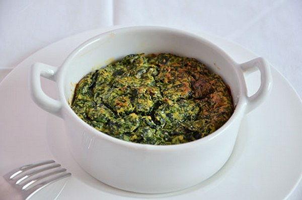 sformato spinaci ricotta