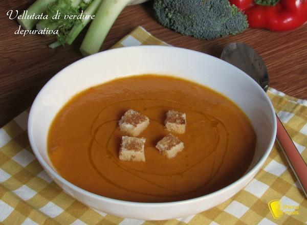 zuppa depurativa light