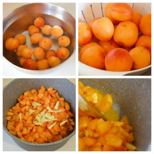 confettura albicocche senza zucchero 1