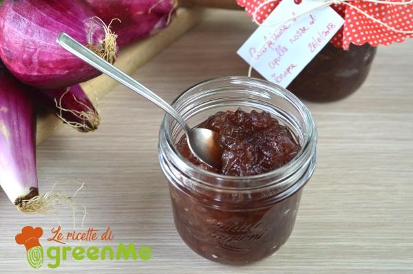 confettura cipolle rosse 3