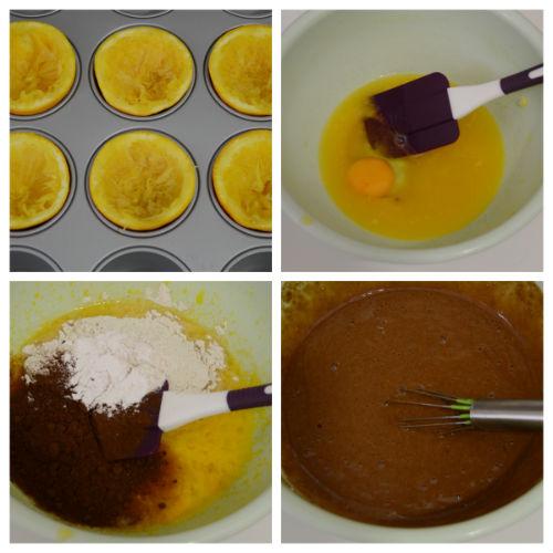 muffin arancia cioccolato 1