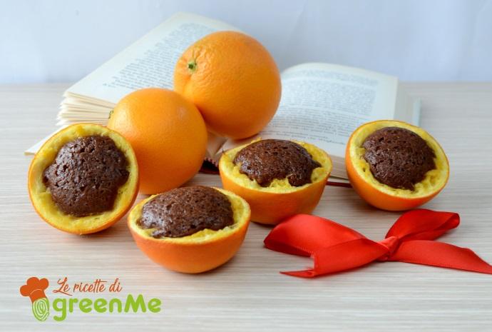 muffin arancia cioccolato 3