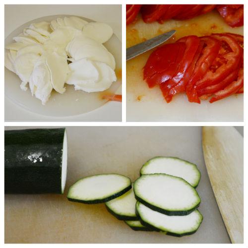 parmigiana zucchine bianca 1