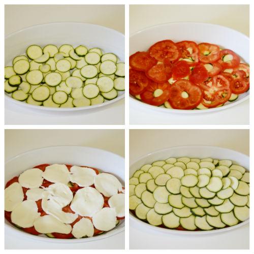 parmigiana zucchine bianca 3