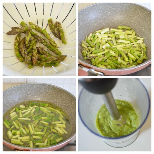 riso venere crema asparagi fave 1