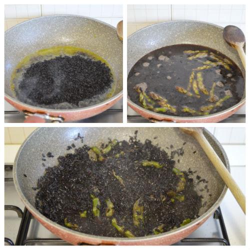 riso venere crema asparagi fave 2