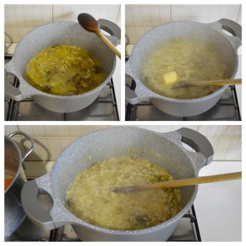 risotto carciofi 3