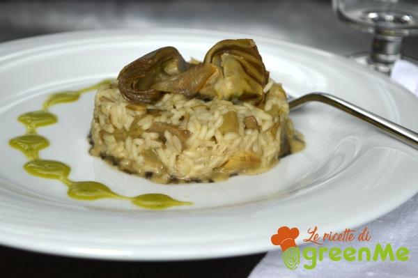 risotto carciofi 4