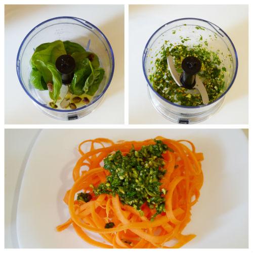 spaghetti carote 2