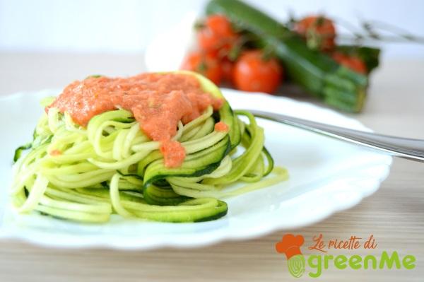 spaghetti zucchine 1