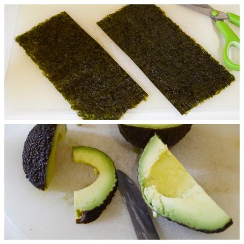 sushi riso integrale quinoa 2