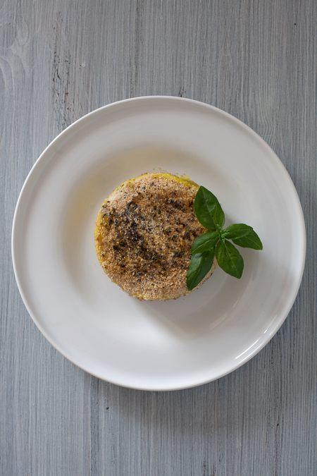 tortino riso curcuma