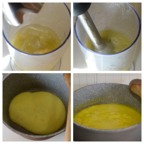vellutata porri crostini curcuma 5