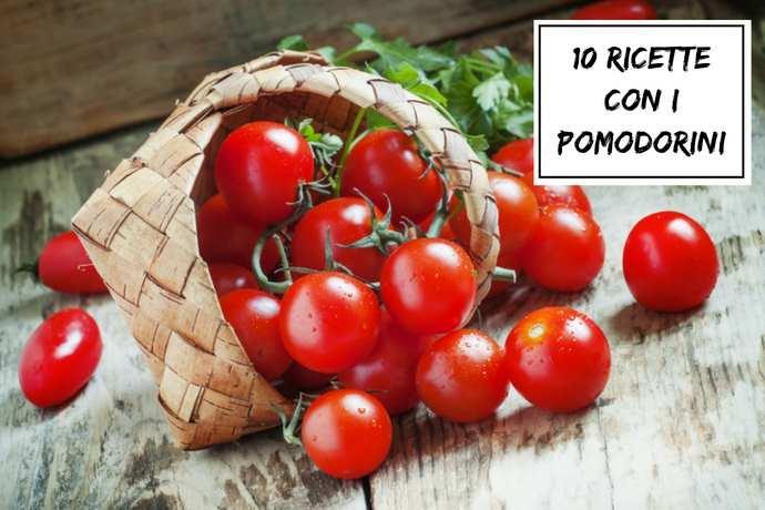 ricette pomodorini