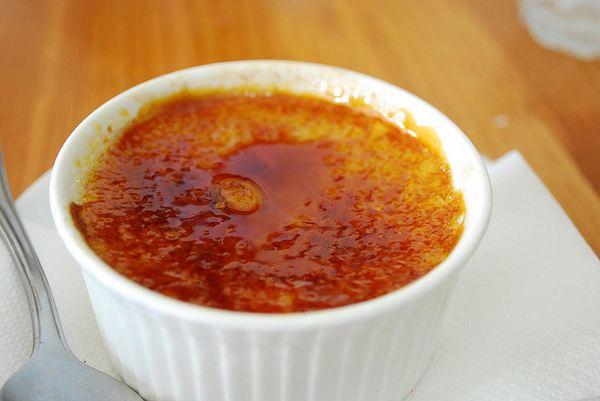 ricetta crema catalana bimby