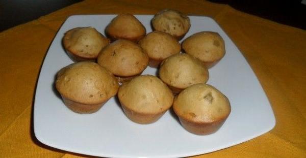 muffin al cedro candito