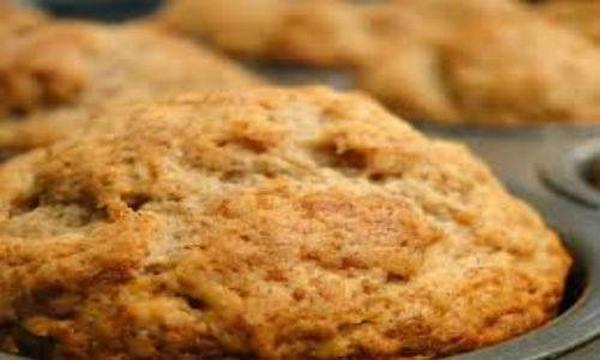 muffin light pesche amaretti
