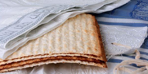 pane azzimo ebraico