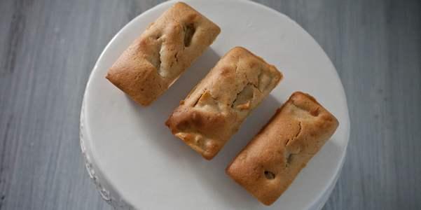 ricette mele 7 mini plumcake