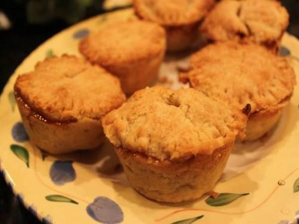 ricette mele 8 tortine