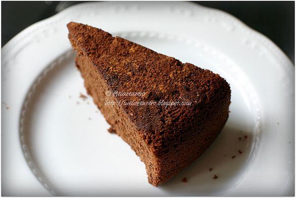 torta al cioccolato classica