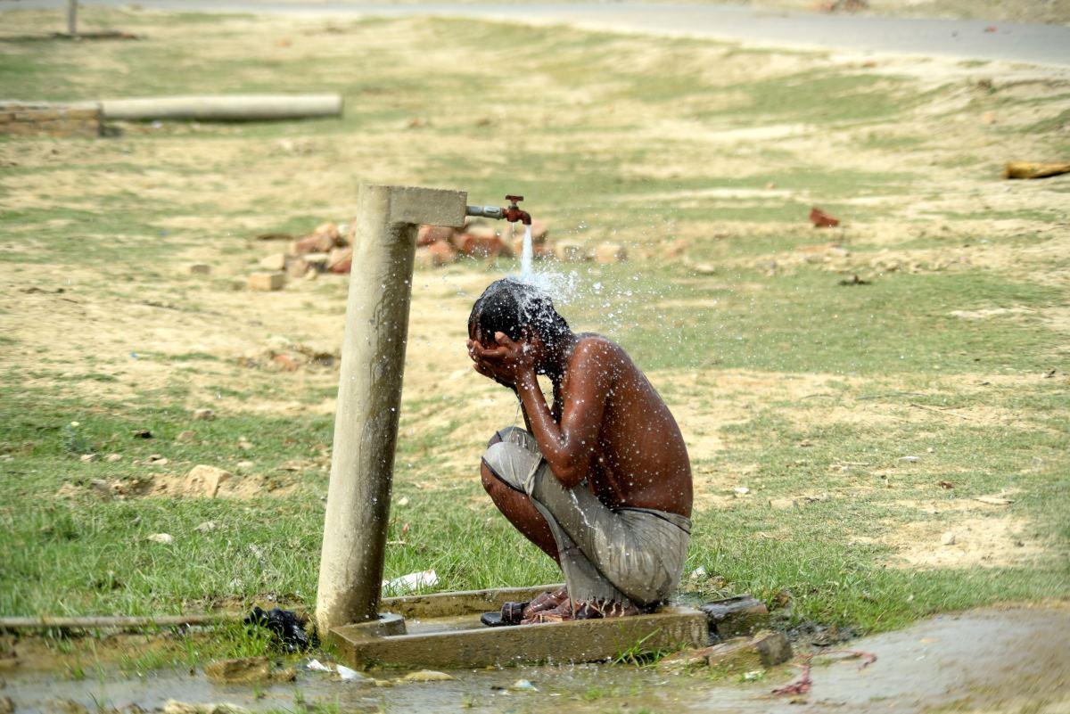 india caldo record