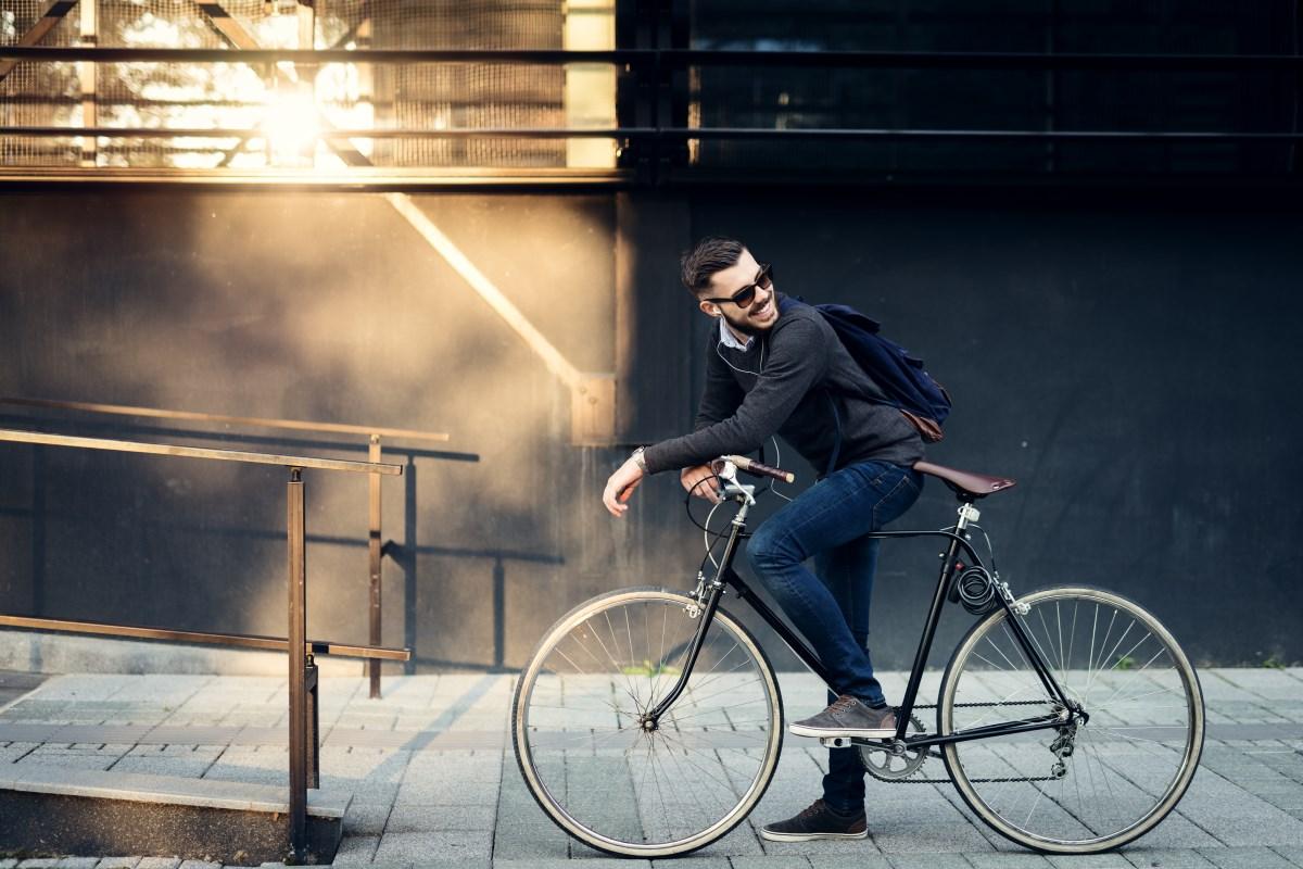 lavoro in bici