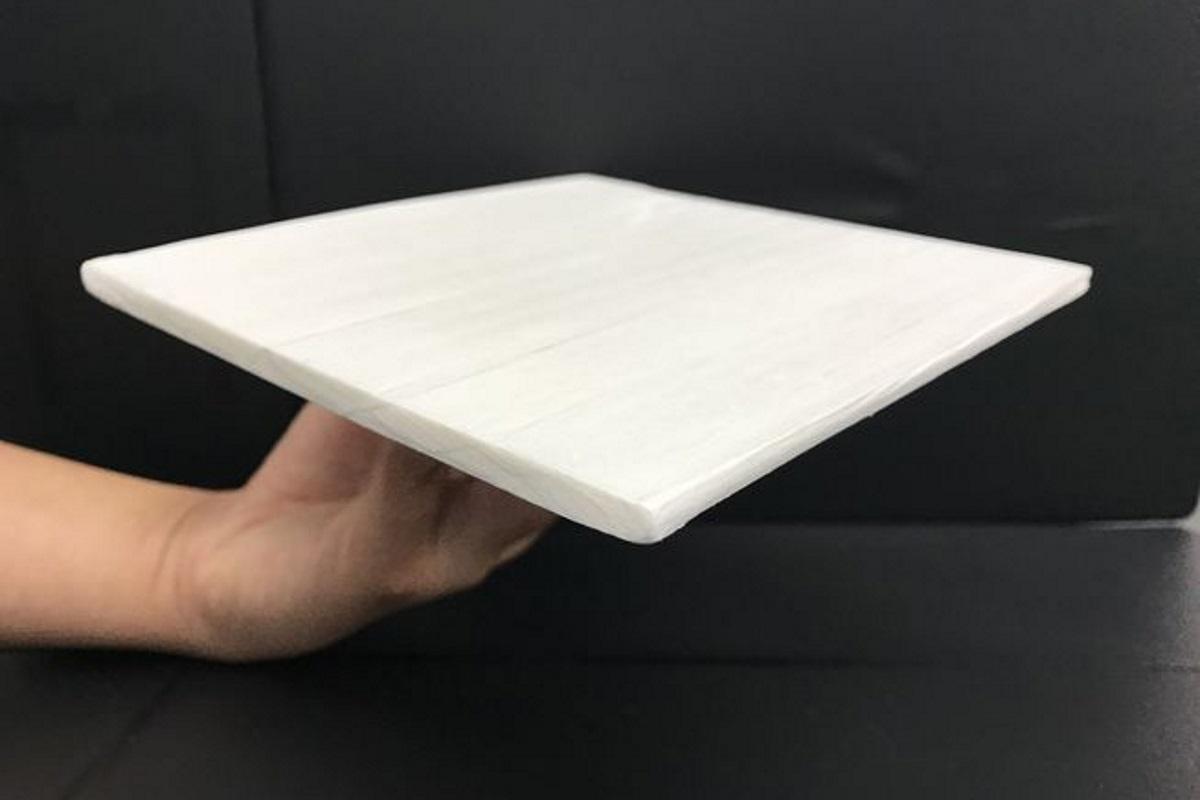 legno rinfrescante nanomateriali cellulosa