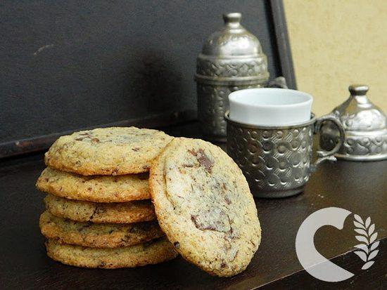 cookies 3 senza glutine