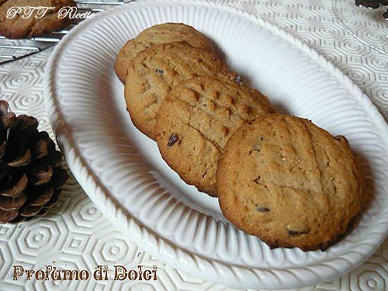 cookies 8 farina di castagne