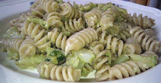fusilli broccolo