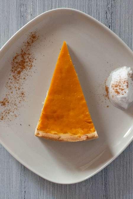pumpkin pie torta di zucca halloween