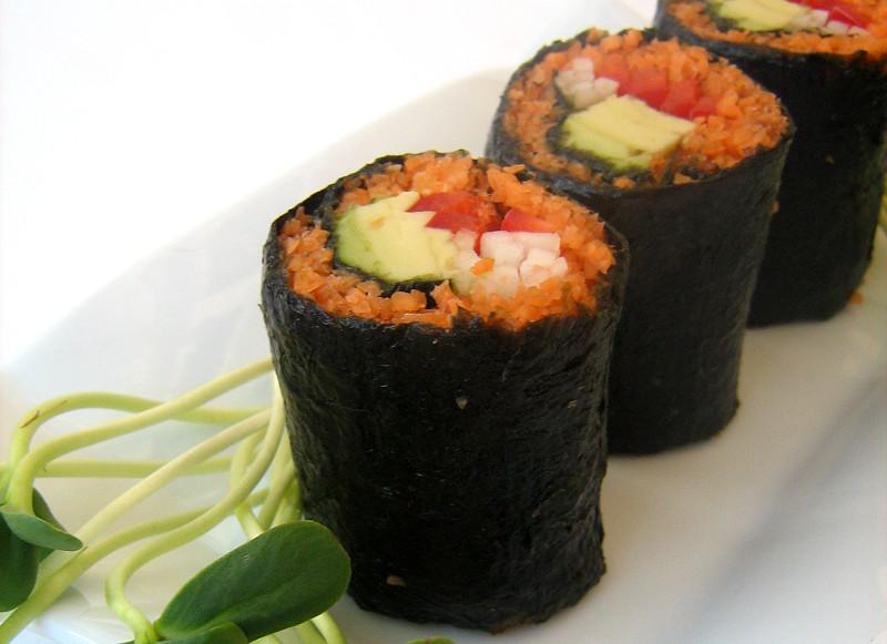 sushi veg 2
