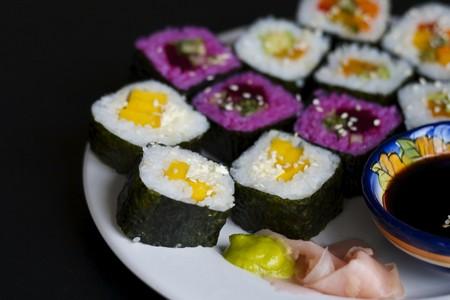 sushi veg 9