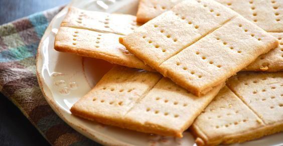 cracker fatti in casa