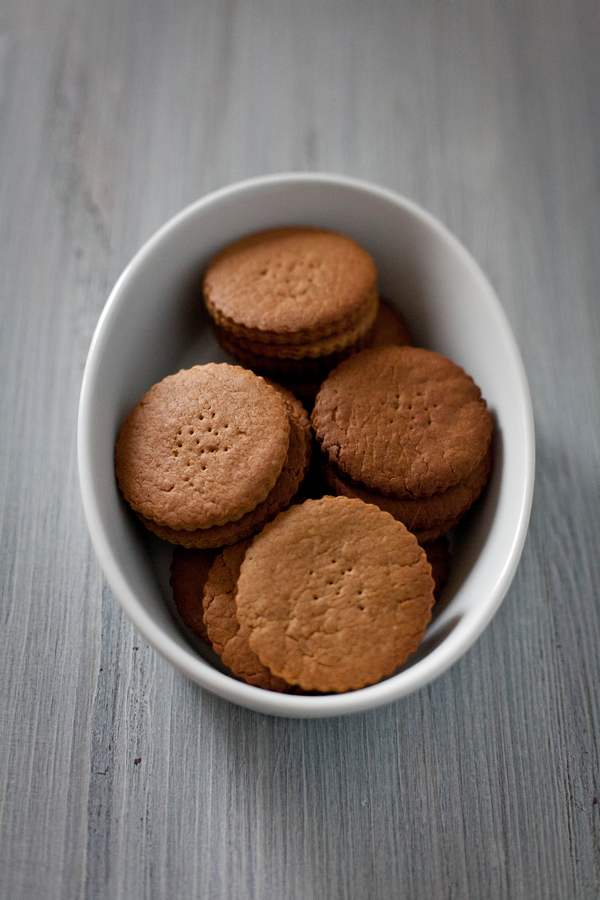 biscotti digestive fatti in casa