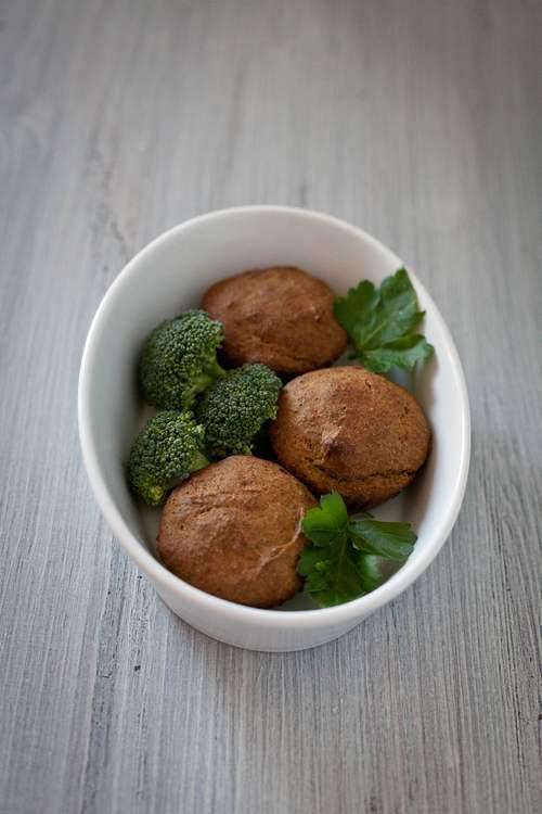 muffin ai broccoli greenme
