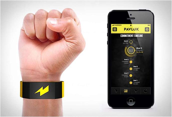 braccialetto-scossa-smartphone