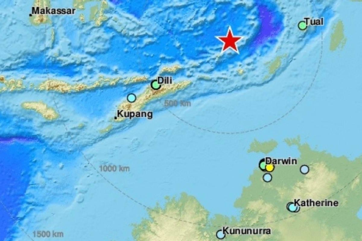 terremoto indonesia 24 giugno