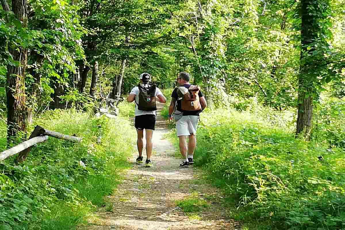 Cammino Valcamonica