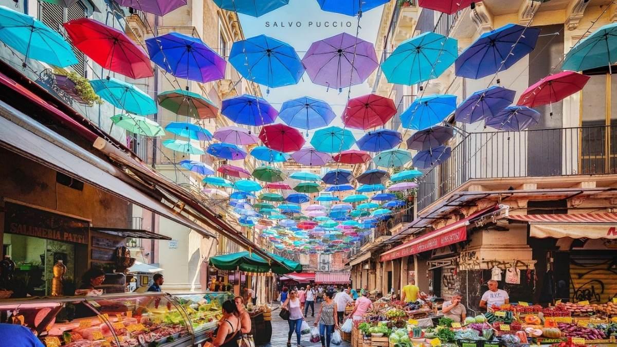 catania ombrelli