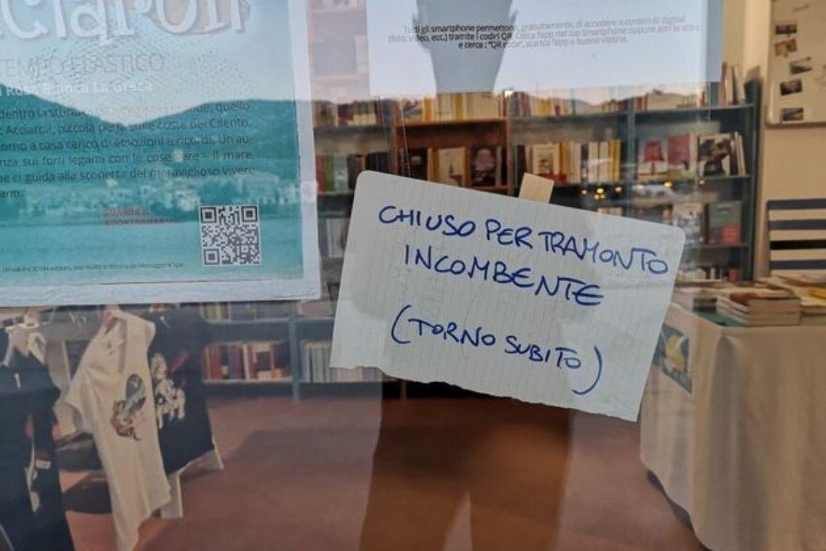 libreria pollica
