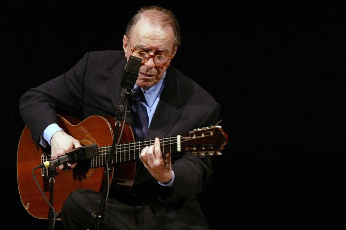 Morto Joao Gilberto