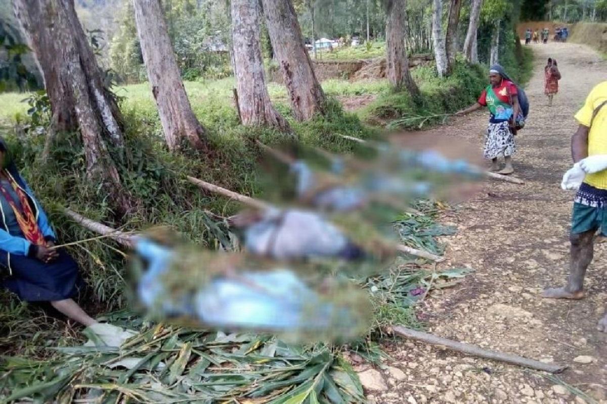 Massacrati indigeni in Papua Nuova Guinea