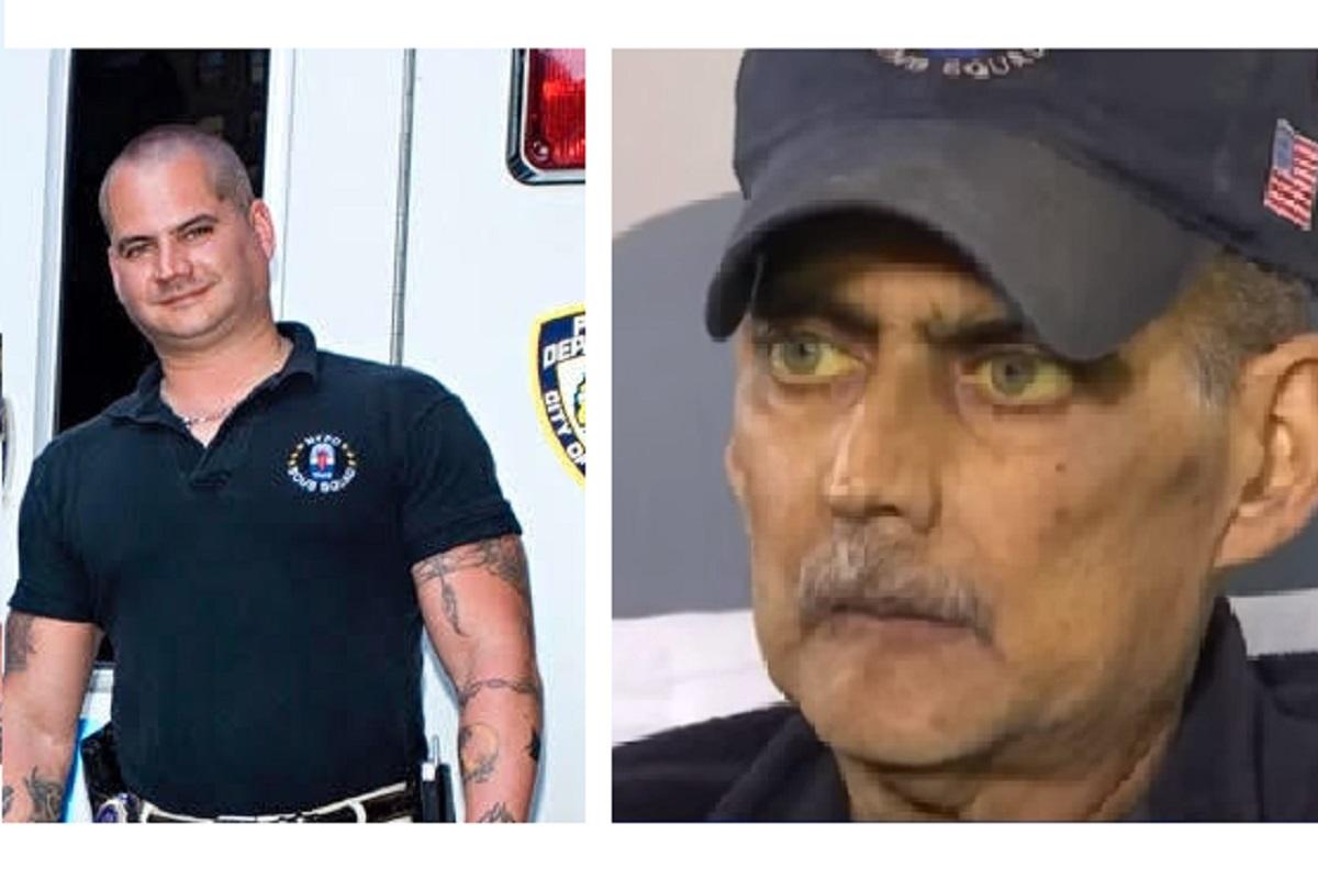 Luis Alvarez prima e dopo la malattia
