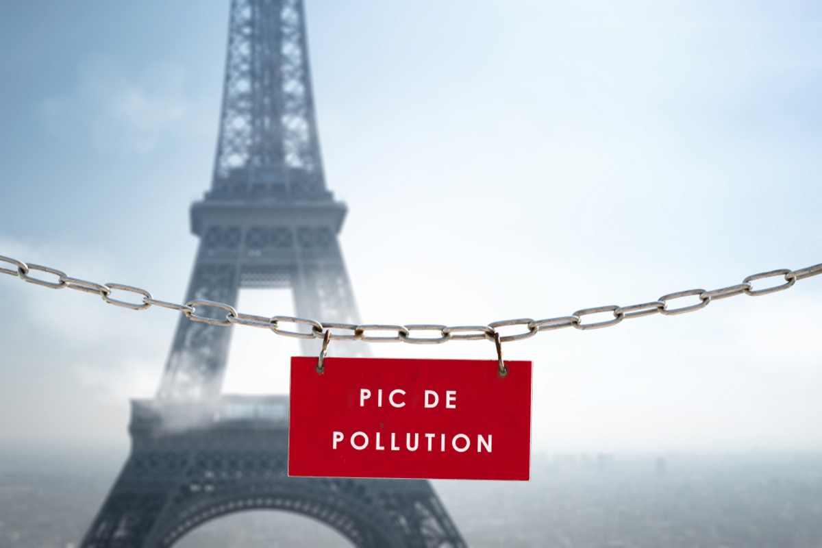 Parigi emergenza clima