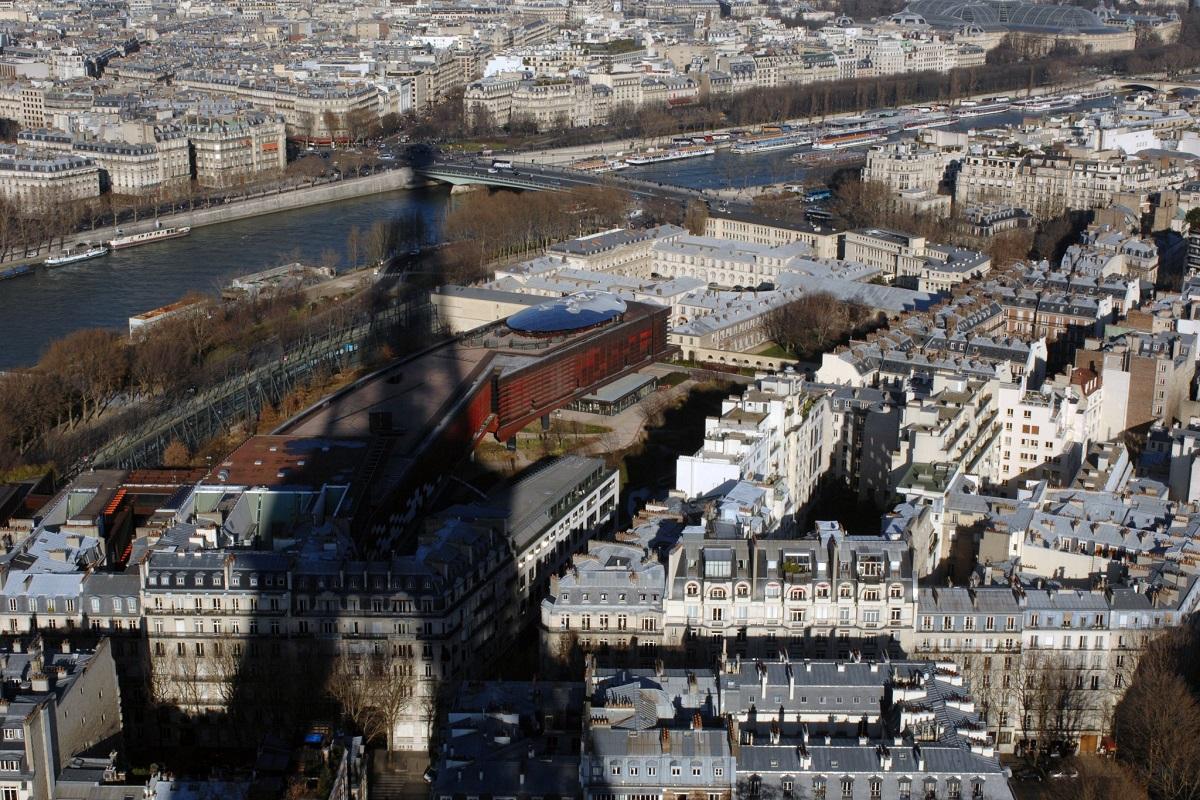 A Parigi caldo record