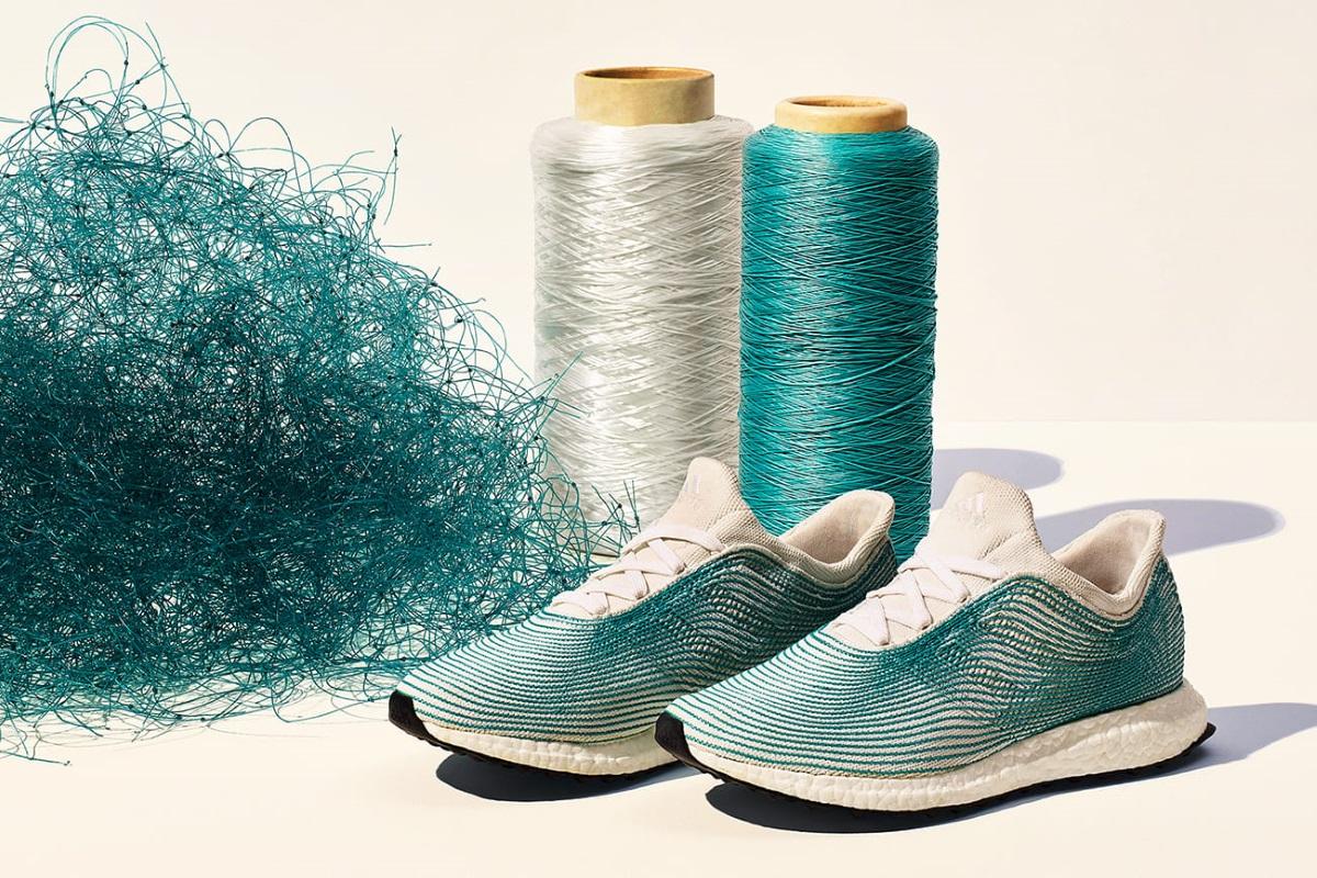 Adidas ha venduto 6 milioni di scarpe fatte di plastica