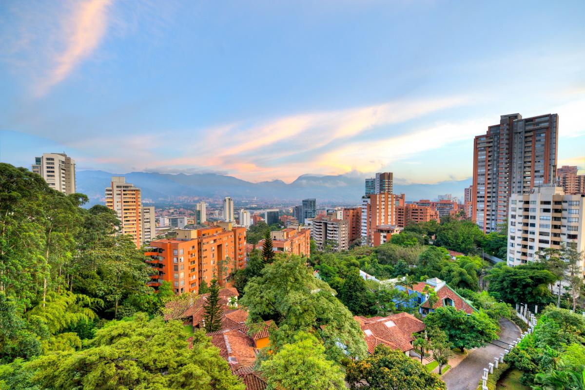 Corridoi Verdi Colombia